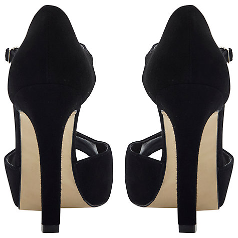 Buy Dune Darleen T-Bar Open Toe Court Shoes Online at johnlewis.com