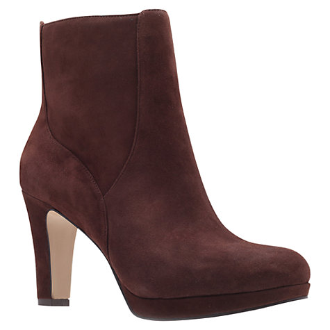 Buy Nine West Pook Suede Ankle Boots Online at johnlewis.com