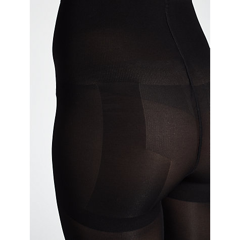 Buy John Lewis 60 Denier Super Bodyshaper Tights, Black Online at johnlewis.com