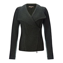 Buy Jigsaw Tweed Cardigan Online at johnlewis.com