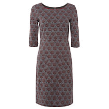 Buy White Stuff Vintage Rose Dress, Steel Online at johnlewis.com