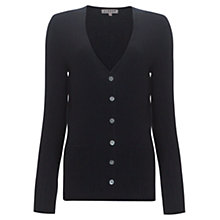 Buy Jigsaw Cashmere Boyfriend Cardigan Online at johnlewis.com