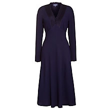 Buy Ghost Kerry Dress, Foxglove Online at johnlewis.com