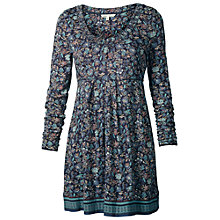 Buy Fat Face Penny Tunic, Navy Online at johnlewis.com
