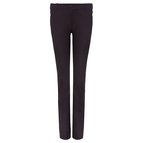 Buy Jigsaw Skinny Jeans, Blackcurrant Online at johnlewis.com
