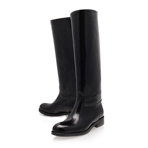 Buy Kurt Geiger Shaftesbury Knee Boots Online at johnlewis.com