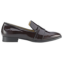 Buy Whistles Bette Patent Loafer Pumps Online at johnlewis.com