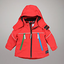 Buy Polarn O. Pyret Waterproof Coat, Red Online at johnlewis.com