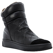 Buy Dune Black Prout Ankle Boots, Black Online at johnlewis.com