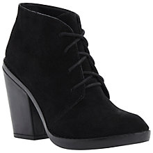 Buy Steve Madden Jayson Ankle Boots, Black Online at johnlewis.com
