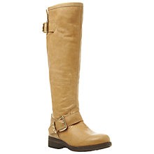 Buy Steve Madden Barton Knee Boots, Brown Online at johnlewis.com