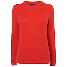 Buy Jaeger Cashmere Pocket Sweater Online at johnlewis.com
