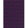 Buy Phase Eight Dee Jacquard Skirt, Purple/Navy Online at johnlewis.com