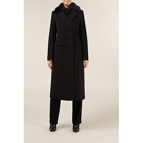 Buy Planet Long Wool Coat Online at johnlewis.com