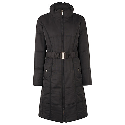 Buy Planet Belted Padded Coat Online at johnlewis.com