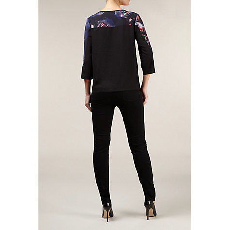 Buy Kaliko Ponteroma Trousers, Black Online at johnlewis.com