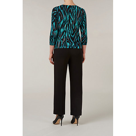 Buy Precis Petite Ikat Animal Print Cardigan, Multi Online at johnlewis.com