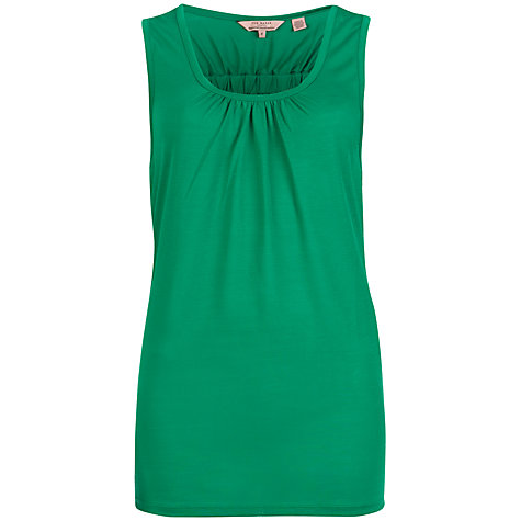 Buy Ted Baker Racer Back Vest Top Online at johnlewis.com