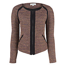 Buy Kaliko Boucle Jacket, Multi Online at johnlewis.com
