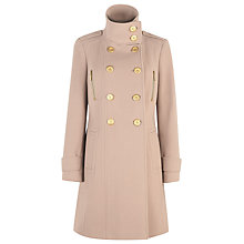 Buy Planet Military Coat Online at johnlewis.com