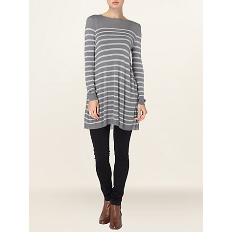 Buy Phase Eight Sabrina Stripe Tunic Online at johnlewis.com