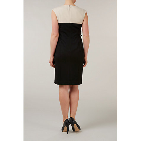 Buy Precis Petite Colourblock Dress, Multi Online at johnlewis.com