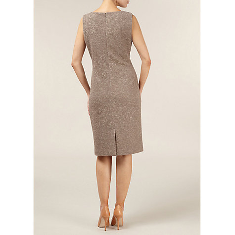 Buy Planet Embellished Dress, Neutral Online at johnlewis.com