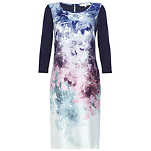 Buy Damsel in a dress Mist Print Dress, Multi Online at johnlewis.com