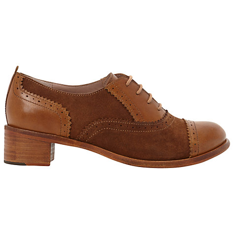 Buy Dune Lanelle Brogue Shoes Online at johnlewis.com