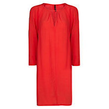 Buy Mango Cut-Out Detail Shift Dress Online at johnlewis.com
