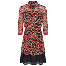 Buy French Connection Pebble Shirt Dress Online at johnlewis.com