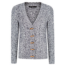 Buy Mango Cable Knit Cardigan Online at johnlewis.com