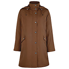 Buy Jacques Vert Lightweight Mac, Bronze Online at johnlewis.com