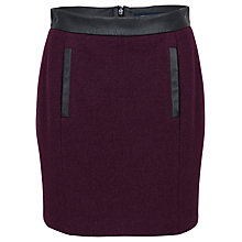 Buy French Connection Winter Pencil Skirt Online at johnlewis.com