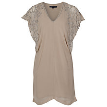Buy French Connection Beaded Dress Online at johnlewis.com