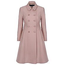 Buy French Connection Wool Flared Coat Online at johnlewis.com
