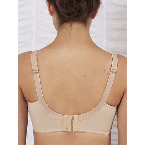 Buy Royce Jasmine Nursing Bra, Skintone Online at johnlewis.com
