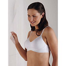 Buy Royce Ultimate Comfort 985 Bra, White Online at johnlewis.com
