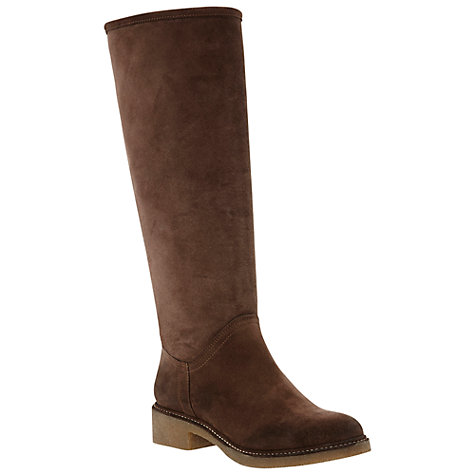 Buy Dune Tang Knee High Boots Online at johnlewis.com