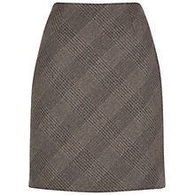 Buy Hobbs Phealia Skirt, Oatmeal Online at johnlewis.com