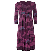 Buy White Stuff Costume Dress, Deep Purple Haze Online at johnlewis.com