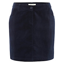 Buy White Stuff Moonburst Skirt,Dark Sky Blue Online at johnlewis.com
