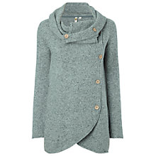 Buy White Stuff Donegal Cardigan, Neutral Grey Online at johnlewis.com