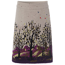 Buy White Stuff Penzance Skirt, Neutral Grey Online at johnlewis.com