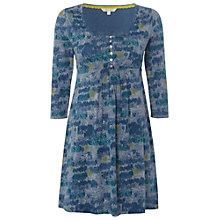Buy White Stuff Amazon Kaftan Tunic Dress, Sky Blue Online at johnlewis.com