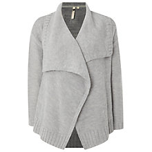 Buy White Stuff Kai Cardigan, Neutral Grey Online at johnlewis.com