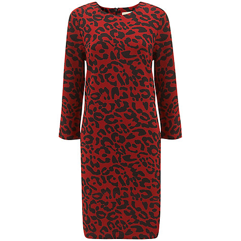 Buy Havren Shift Print Dress, Multi Online at johnlewis.com