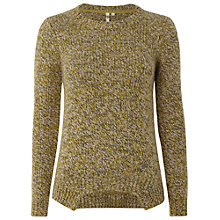 Buy White Stuff Hocking Jumper, Moss Green Online at johnlewis.com