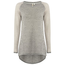 Buy White Stuff Cloud Divine Jumper, Grey Online at johnlewis.com