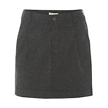 Buy White Stuff Tweed Denim Skirt, Green Online at johnlewis.com